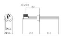 IRS-001C-01CR図面