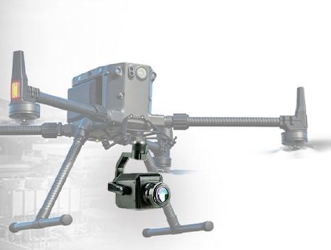 ドローン搭載ガスカメラ_製品画像1